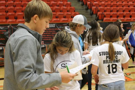 Student Council officers experience Regional Student Council Conference