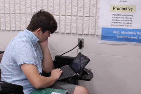 Teachers prepare for midterms