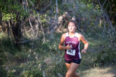 Cross Country competes in Great Bend