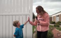 Maddie Lohmeyer dives into minds of Roosevelt Elementary School kids