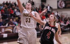 Lady Indians fall to Garden City Buffalos