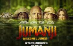 'Jumanji: Welcome to the Jungle' offers nostalgia