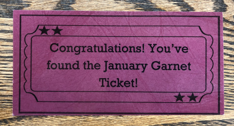 January's library ticket challenge has most ticket participants yet