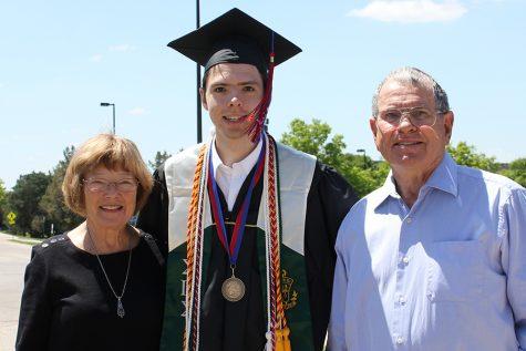 2013 graduate Christopher Rooney pursues graduate degree at Cornell