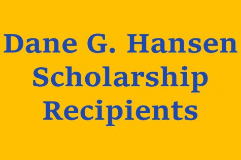 Students receive over half a million dollars in scholarships from Hansen Foundation