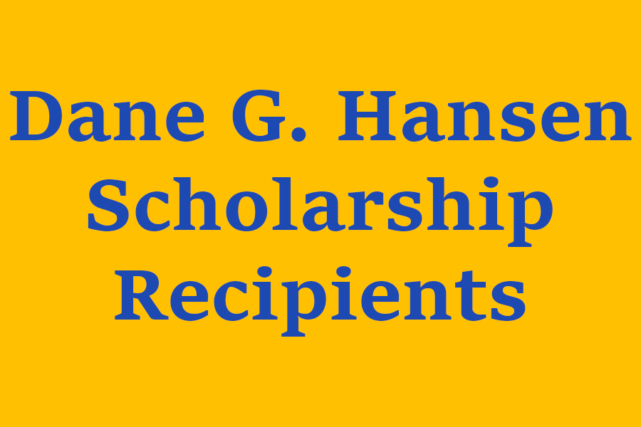 Thirty-Five students were granted scholarships this last week from the Hansen Foundation. If renewed for their full amount, these scholarships total $502,000.
