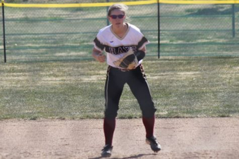 Solid defense leads to a sweep for Indian softball