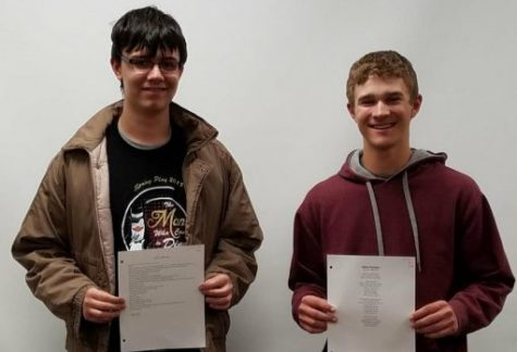Eight students place in Hays Arts Council writing contest