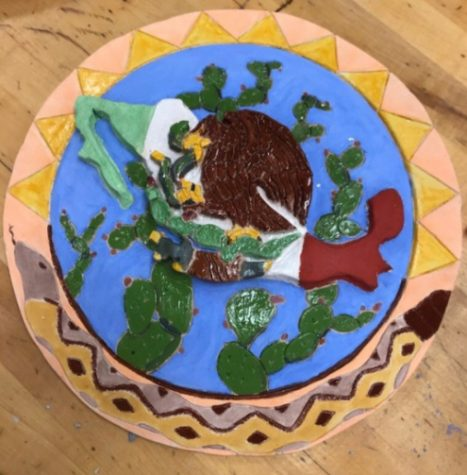 Ceramics teaches students to make 3D objects