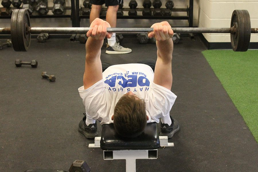 Junior+Keaton+Markley+completing+a+lift+in+his+G3+weights+class.+