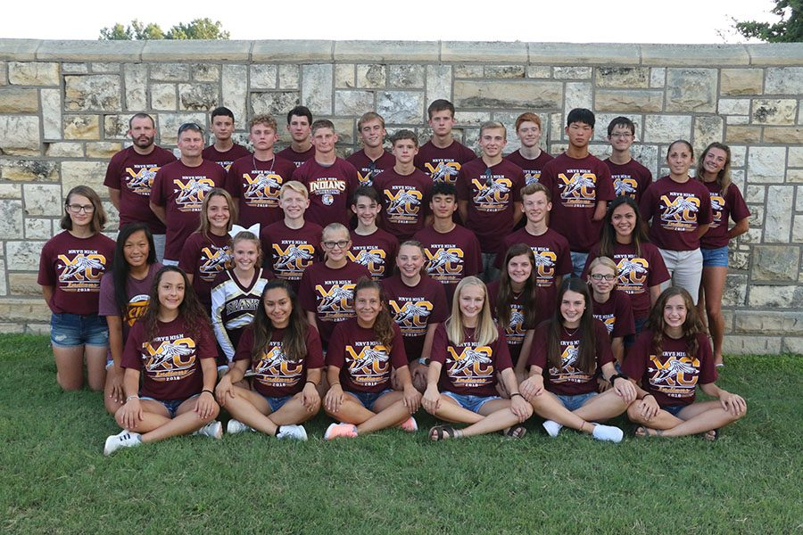 Cross Country takes fourth place at first home meet.