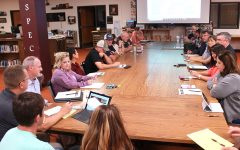 Site Council meets to discuss beginning of the year developments