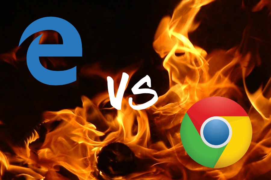Edge superior to other browsers