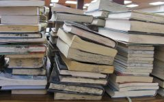 Library suffers water damage ruining over 300 books