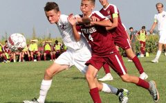Boys soccer place second in Titan Classic