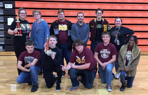 Chess team places third in debut tournament