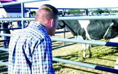FFA ranks fifth in Dairy Cattle Judging
