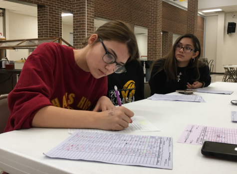 Math Relays team places first overall