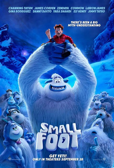 smallfoot review LONG pic