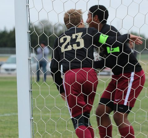 Indians soccer fall to Liberal Redskins, 5-3