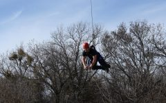 JAG-K classes spend day at Fort Hays ropes course