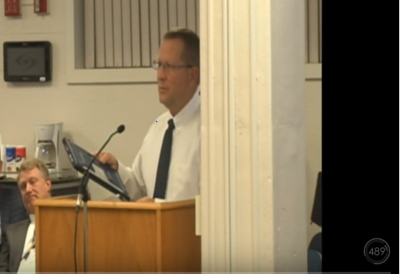 Principal Martin Straub discusses changes in the curriculum for the 2019-2020 school year. Some of these revisions include renaming Project Management and having Concert Choir be an audition choir.