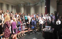 KMEA District Choir takes place at FHSU
