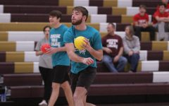 StuCo hosts Dodge For a Cause