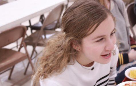 Sophomore, Grace Desbien
