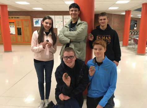 Debate competes at two day tournament in Lawrence