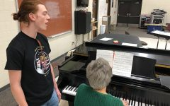 Chamber Singers to perform at Matlock's studio for Winter Art Walk