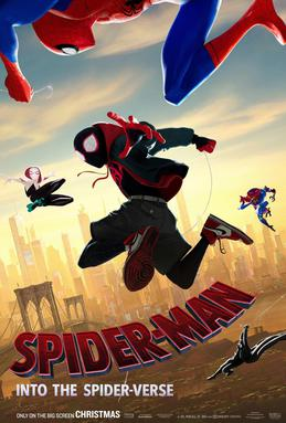 'Spider-Man: Into the Spider-Verse'  proves out of this universe