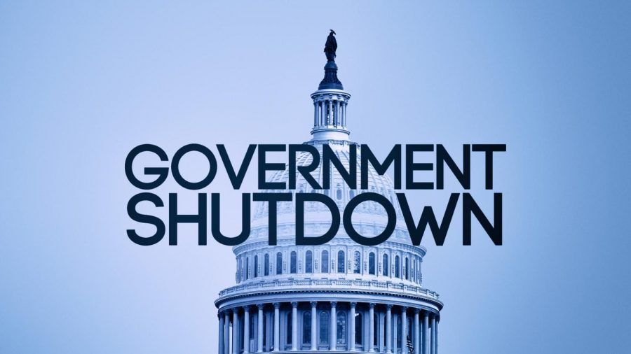 The government shutdown began on Dec. 22, and government employees around the United States now face missed paychecks.