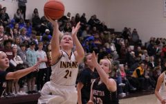 Lady Indians take close 41-37 victory over Dodge City Demons on Feb. 1