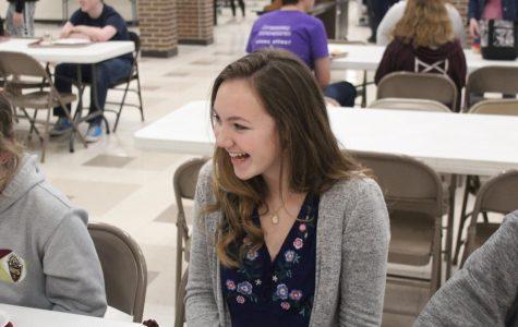 Sophomore, Hope Kisner