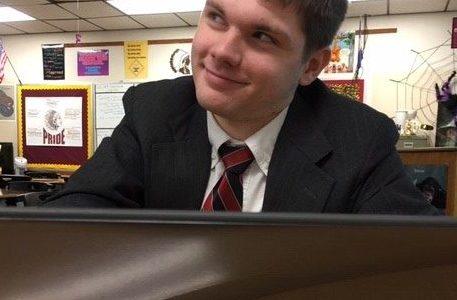 Nick Zimmerman, senior