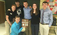 Scholars Bowl team wins Regionals runner-up, State bound