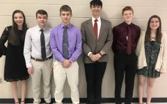 Scholar's Bowl competes in state competition