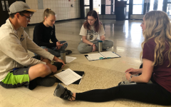Chamber Singers continue rehearsals for acapella competition