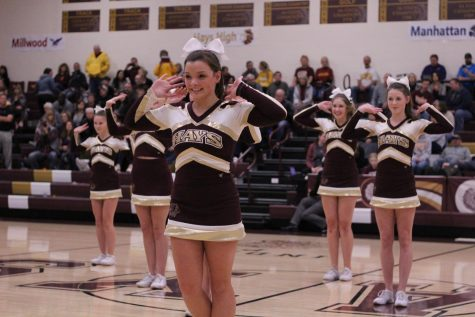 Cheerleading results for up coming school year announced