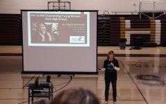 Jana's Campaign assembly talks about safe relationships, etc
