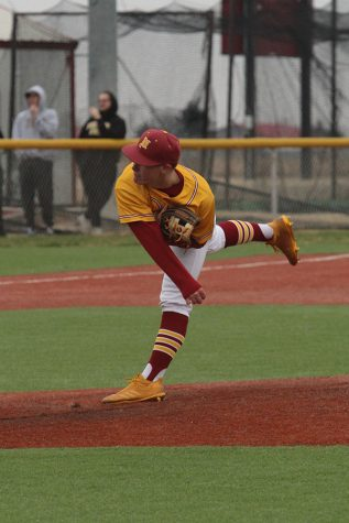 Indian baseball picks up two wins at home