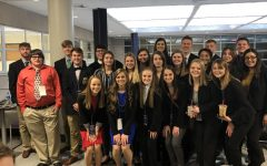 DECA students prepare for national competition