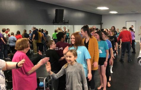 Styles Dance Centre hosts recital to raise money for DSNWK