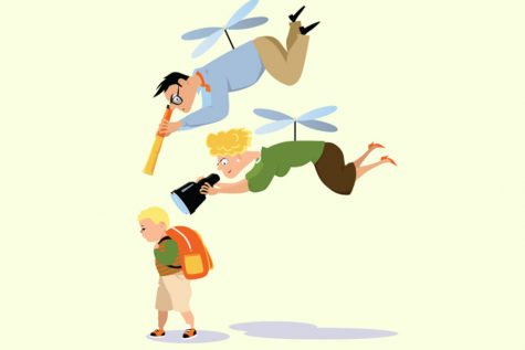 Helicopter parenting detrimental to free thought