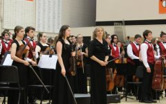 Band, Choir, Orchestra receive all ones at state large group music contest