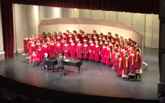 Students perform in Spring for Music finale