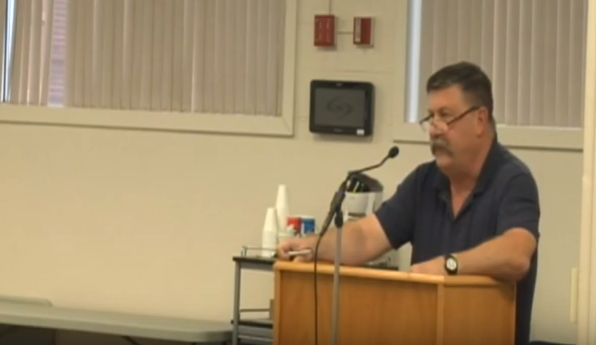 Director of Buildings and Grounds Rusty Lindsay discusses the condition of various building throughout the district. Lindsay mentioned the high school parking lot replacement which is currently 40 percent complete. The projected completion date is 2028.