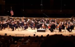 Orchestra students travel to Colorado