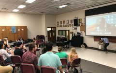 Chamber Singers hold Q&A with gospel music specialist